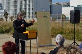 ERC reivindica la dignidad y la memoria histórica del antiguo espacio del Camp de la Bota