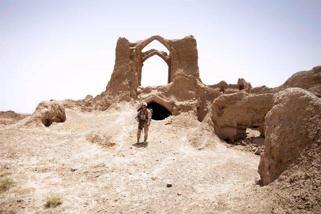 Castillo de Helmand