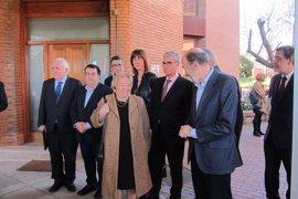 Familiares y compañeros socialistas recuerdan a Recalde como símbolo en la lucha por la libertad