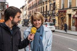 "Esperanza Aguirre cree que crear 17 autonomías en España fue ""un error"""