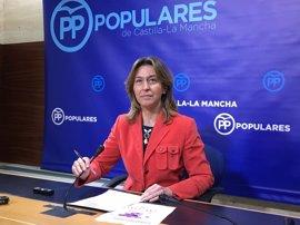 """PP pide a Page que resuelva """"los problemas derivados de su gestión"""" en lugar de hacer campaña para el PSOE"""