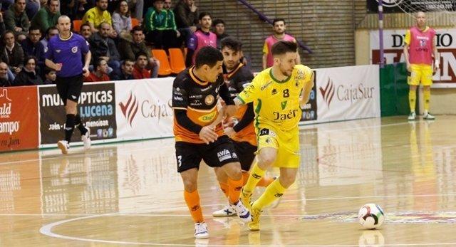 Jaén y Peñíscola cumplen para presionar a Palma Futsal