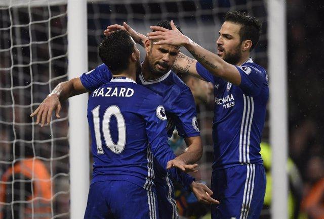 El Chelsea se lleva la victoria en un duelo con claro acento español