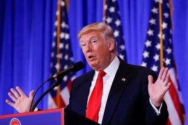 Trump anuncia que no asistirá a la cena de la Asociación de Periodistas de la Casa Blanca