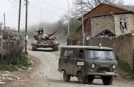 Nuevos enfrentamientos en Nagorno-Karabaj dejan varios militares azeríes muertos