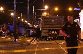 Al menos 28 heridos en un atropello masivo en un desfile de carnaval en Nueva Orleans