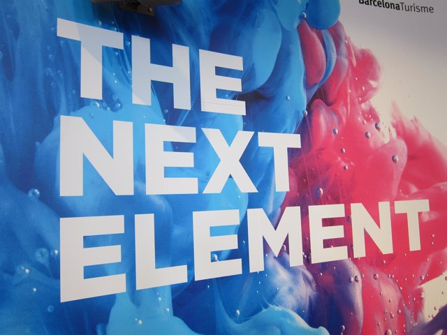 MWC 2017, con el lema The Next Element