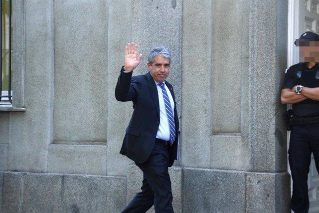Francesc Homs acude a declarar al Supremo por el 9-N