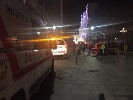 Cruz Roja atiende a 31 personas la noche del sábado de Carnaval en Badajoz