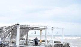 Cs exige espigones y sistemas defensivos en las playas de Málaga para paliar efectos de los temporales