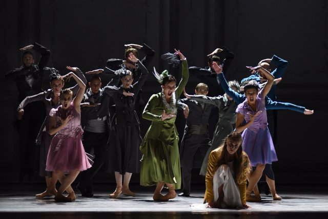 Ballet del Teatro Nacional de Wiesbaden