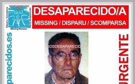 Reanudan la búsqueda del octogenario desaparecido desde el jueves en Carballeda de Valdeorras (Ourense)