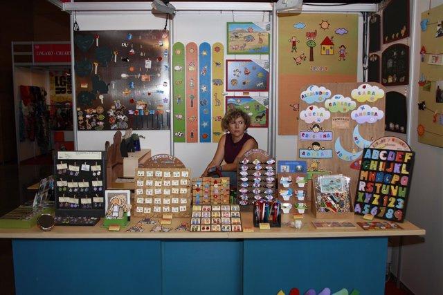 Feria de Artesanía, FARCAMA, Stand,