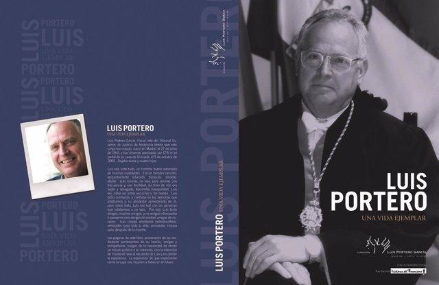 Portada Libro Luis Portero