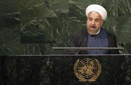El presidente de Irán, Hasán Rohani, se presentará a la reelección en mayo
