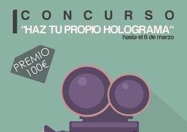 Una empresa malagueña lanza un concurso de creación de hologramas