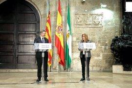 Los ocho puntos clave de la Comunitat y Andalucía para la reforma de la financiación