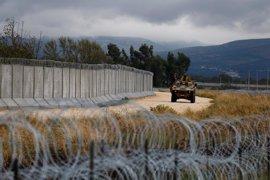 Turquía ha completado ya la mitad del muro de la frontera con Siria