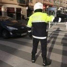 Policía Municipal de Bilbao pondrá en marcha este lunes una campaña de control y vigilancia de la velocidad