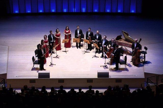 Foto concerto malaga