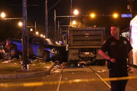 Identificado el conductor ebrio que provocó el atropello de 28 personas en el carnaval de Nueva Orleáns