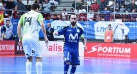 Movistar Inter no perdona ante el Palma Futsal y afianza el liderato