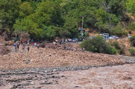 Chile confirma tres muertos y 19 desaparecidos por las lluvias torrenciales del fin de semana
