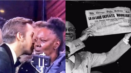 Los 15 memes más hilarantes tras la chapuza de los Oscar 2017