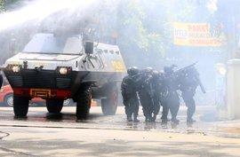"""La Policía señala al autor del atentado en Bandung como """"posible"""" simpatizante del Estado Islámico"""