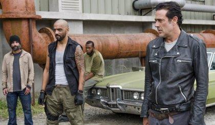 The Walking Dead 7x11: Negan encuentra un inesperado aliado