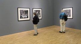 TEA clausura este domingo la exposición 'Tierra de sombras', de Roger Ballen