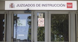 Un escape de aguas fecales obliga al desalojo de varios trabajadores de los Juzgados de Villalba