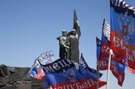 Los separatistas lanzan un ultimátum a Kiev para que levante el bloquero ferroviario