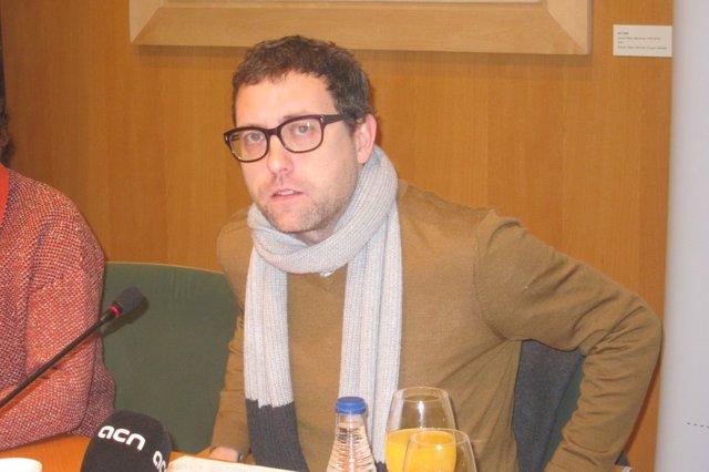 Albert Royo, secretario general del Diplocat