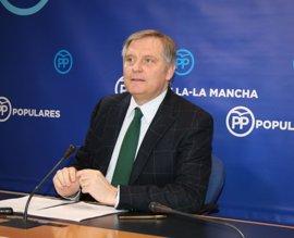 PP C-LM respeta la candidatura de Medina para liderar el partido pero duda que tenga los avales