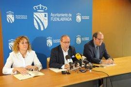 El alcalde de Fuenlabrada y Gabilondo piden un apeadero de Renfe en Cobo Calleja para reducir un 62% el uso del coche