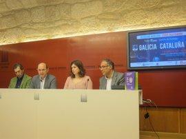 Las selecciones femeninas de fútbol sala de Galicia y Cataluña se enfrentarán en Santiago con motivo del Día de la Mujer