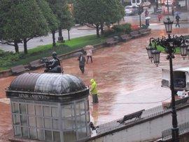 Las lluvias afectarán esta semana al norte del país y las temperaturas bajarán el fin de semana