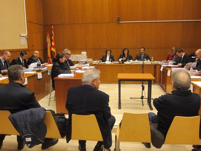 Juicio a excargos de Fundació Catalunya i Territori (FCT) afín a UDC