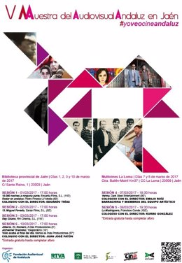 Muestra del Audiovisual Andaluz en Jaén