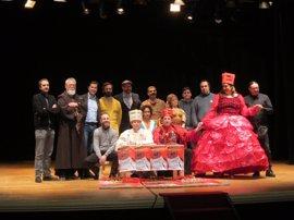 Santiago acoge el viernes el estreno de 'A cabeza do dragón', primera obra de Valle-Inclán representada en gallego
