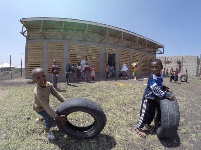 """El proyecto """"Chagua Maisha"""", ganador de los IV Premios al Voluntariado Universit"""