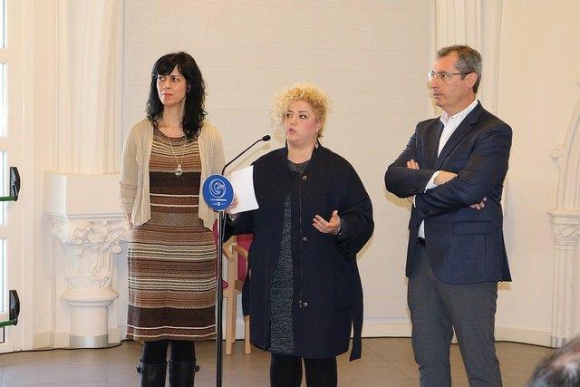 Graña, Peña y Olano en Aldakonea.