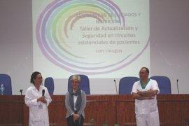 Atención Primaria del Hospital Clínico de Málaga celebra un encuentro sobre continuidad de cuidados nutricionales