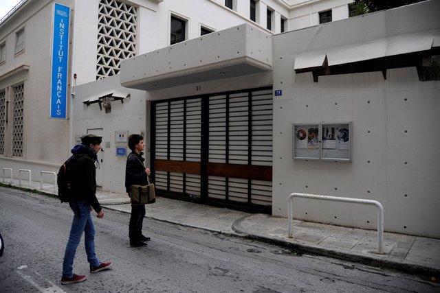 Instituto Francés en Atenas