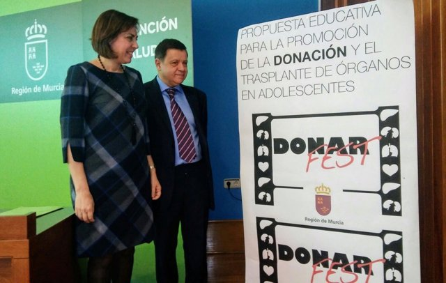 Guillén y Pablo Ramírez presentan 'Donarfest'