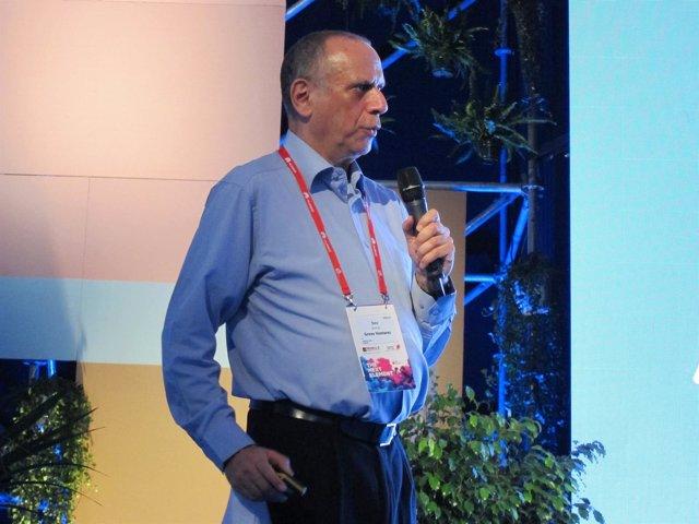 El empresario e inversor israelí Dov Moran