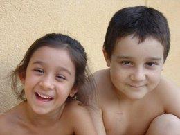 Niños con anemia minoritaria