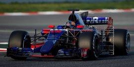 """Sainz: """"Hemos dado un gran paso en comparación con el año pasado en términos de carga aerodinámica y agarre"""""""
