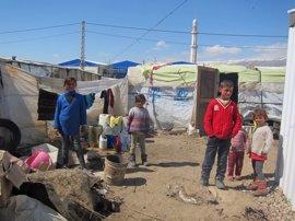 Los países más pobres acogen a la mayoría de los desplazados, según la ONU